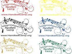 Handbell Camp Decal