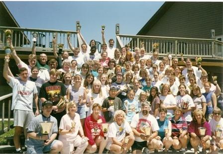 Camp thru the Years